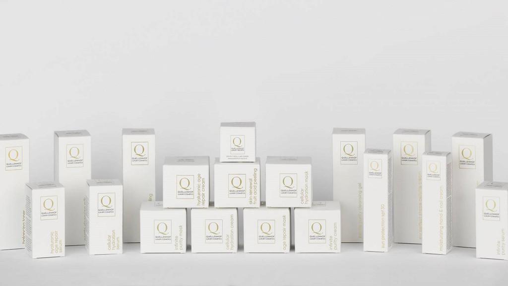 Neue Kosmetiklinie Quellenhof Luxury Resort Passeier