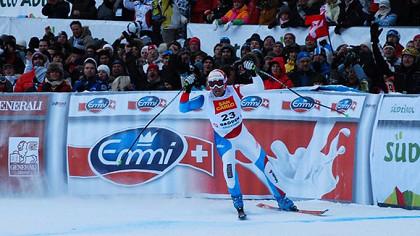 FIS Ski Coupe de monde Val Gardena - cover