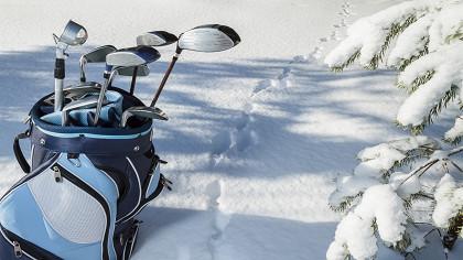 Tournoi hivernal de golf - cover