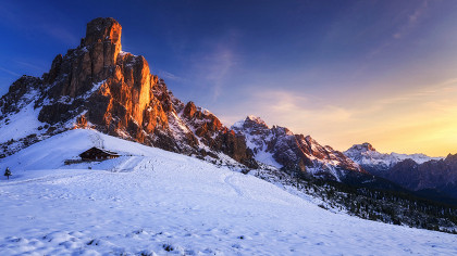 Olimpiadi invernali 2026: Cortina e le Dolomiti vincono - cover