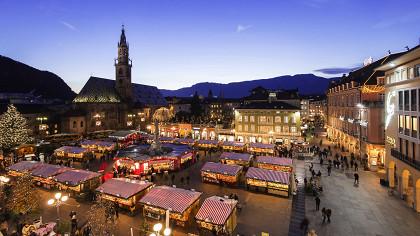 Рождественский рынок Больцано - cover