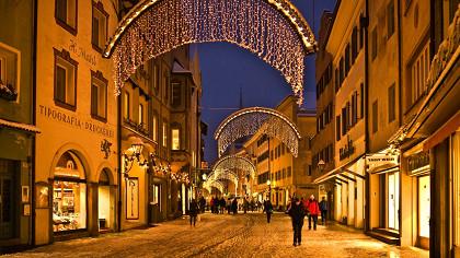 Noël au Dobbiaco et San Candido - cover