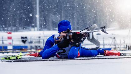 Ibu World Cup Biathlon - cover