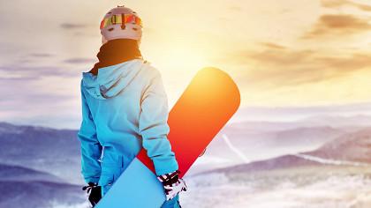 Coppa del Mondo di Snowboard - Cortina d'Ampezzo - cover