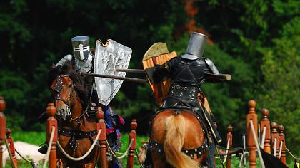 Jeux médiévaux au Tyrol du Sud - cover