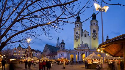 Le marché de Noël de Bressanone - cover