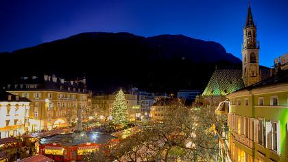 Marché de Noël Bolzano - cover