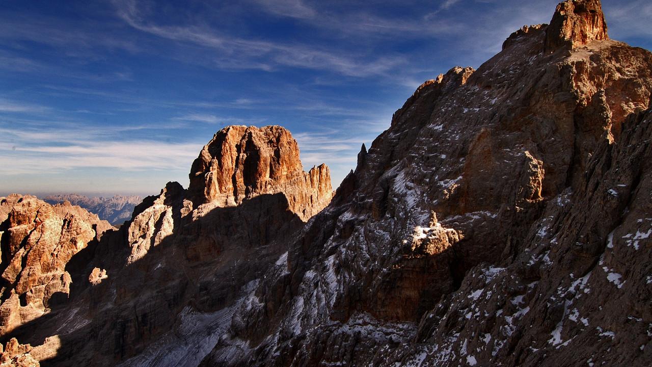 Monte Cristallo Monte Cristallino Cortina