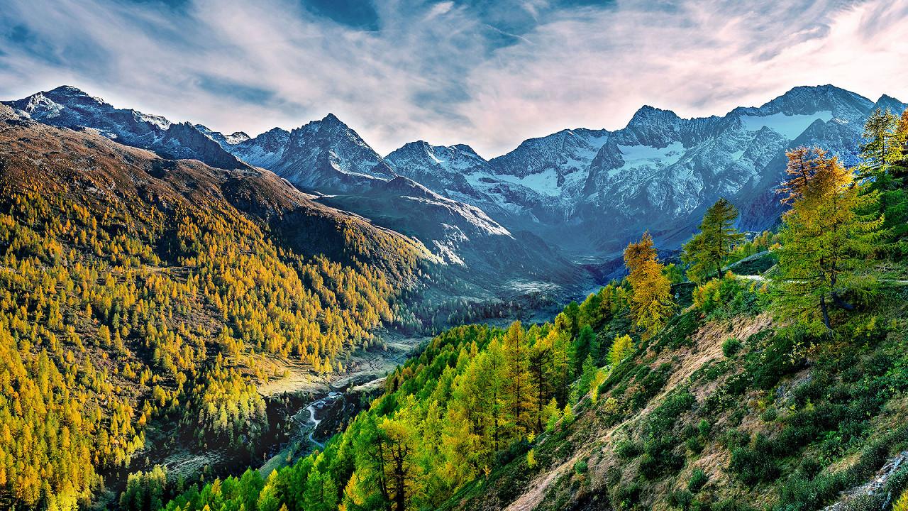 Vallée des Naturno