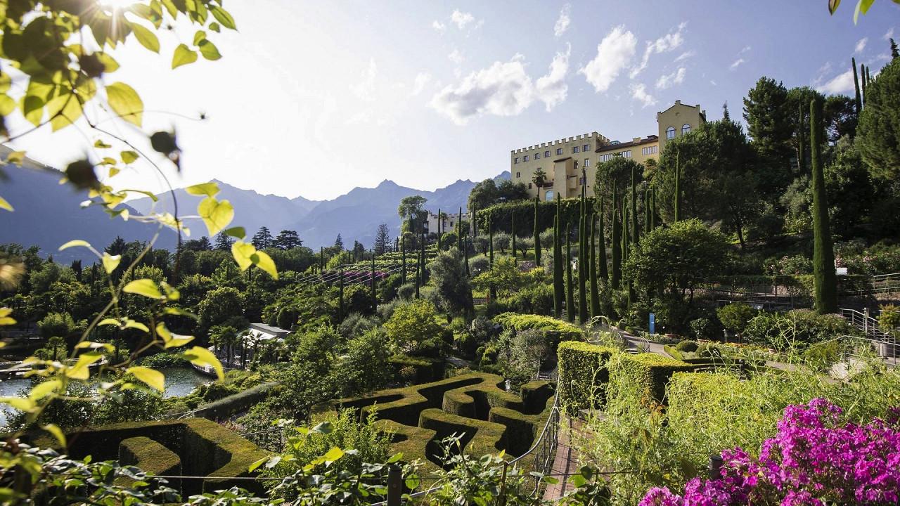 Gardens of Sissi Merano