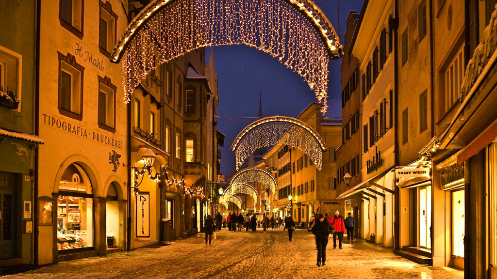 Christmas in Brunico