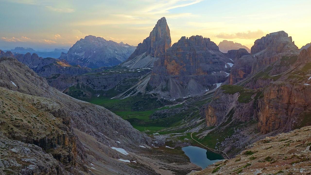 Tre Cime National Park Sesto