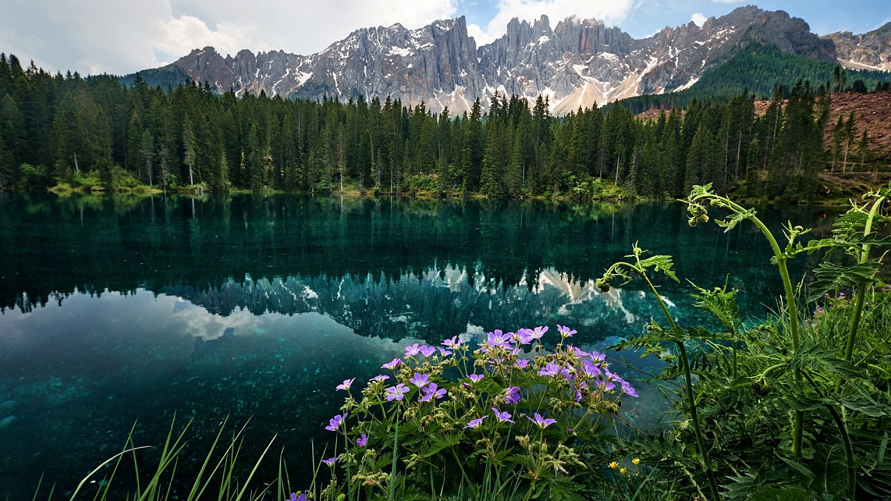 Lac Carezza Nova Levante
