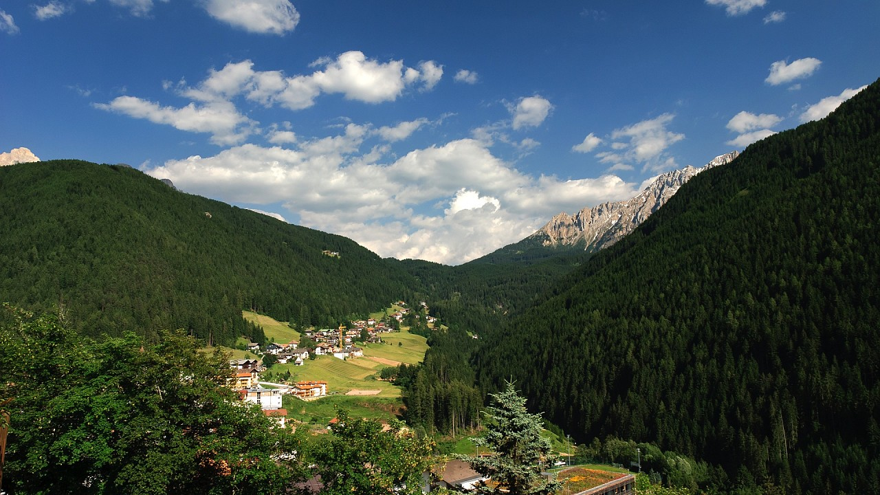 Vue panoramique Nova Levante