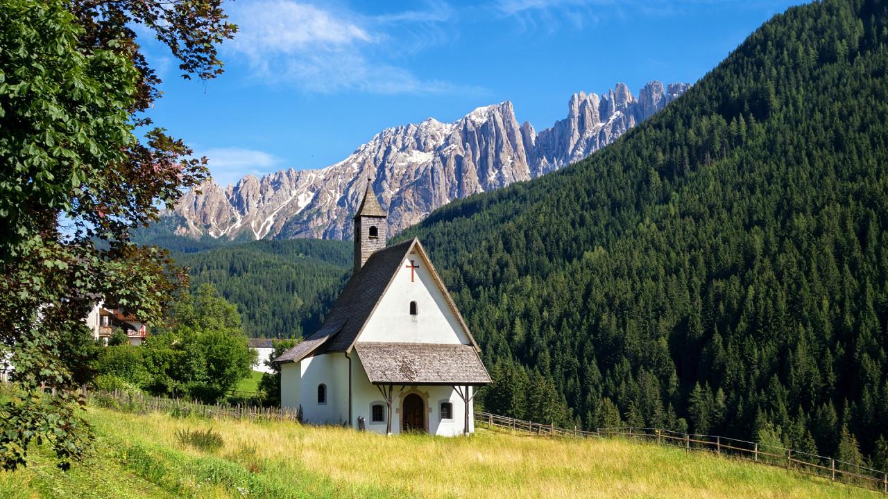 San Sebastiano Chapel Nova Levante