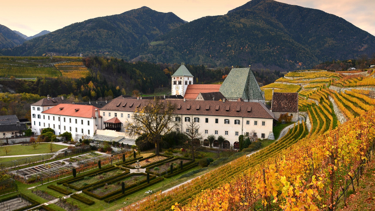 Abbaye de Novacella Bressanone