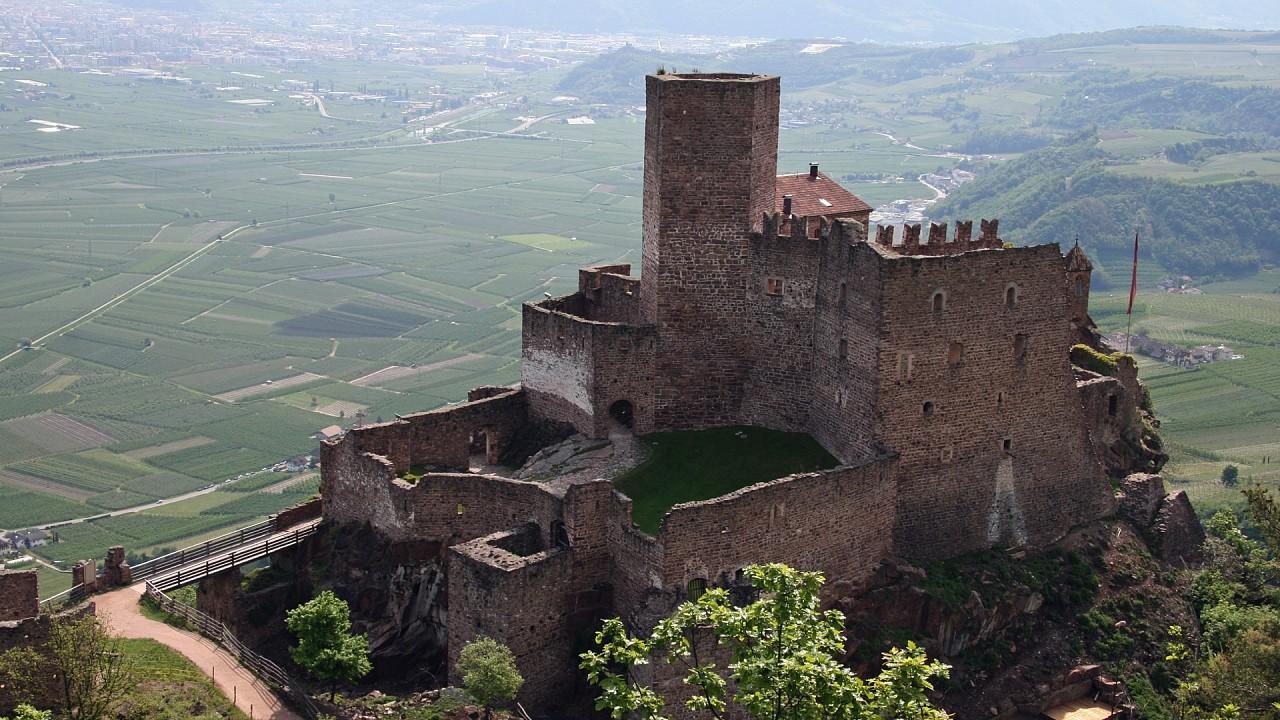 Appiano's castle