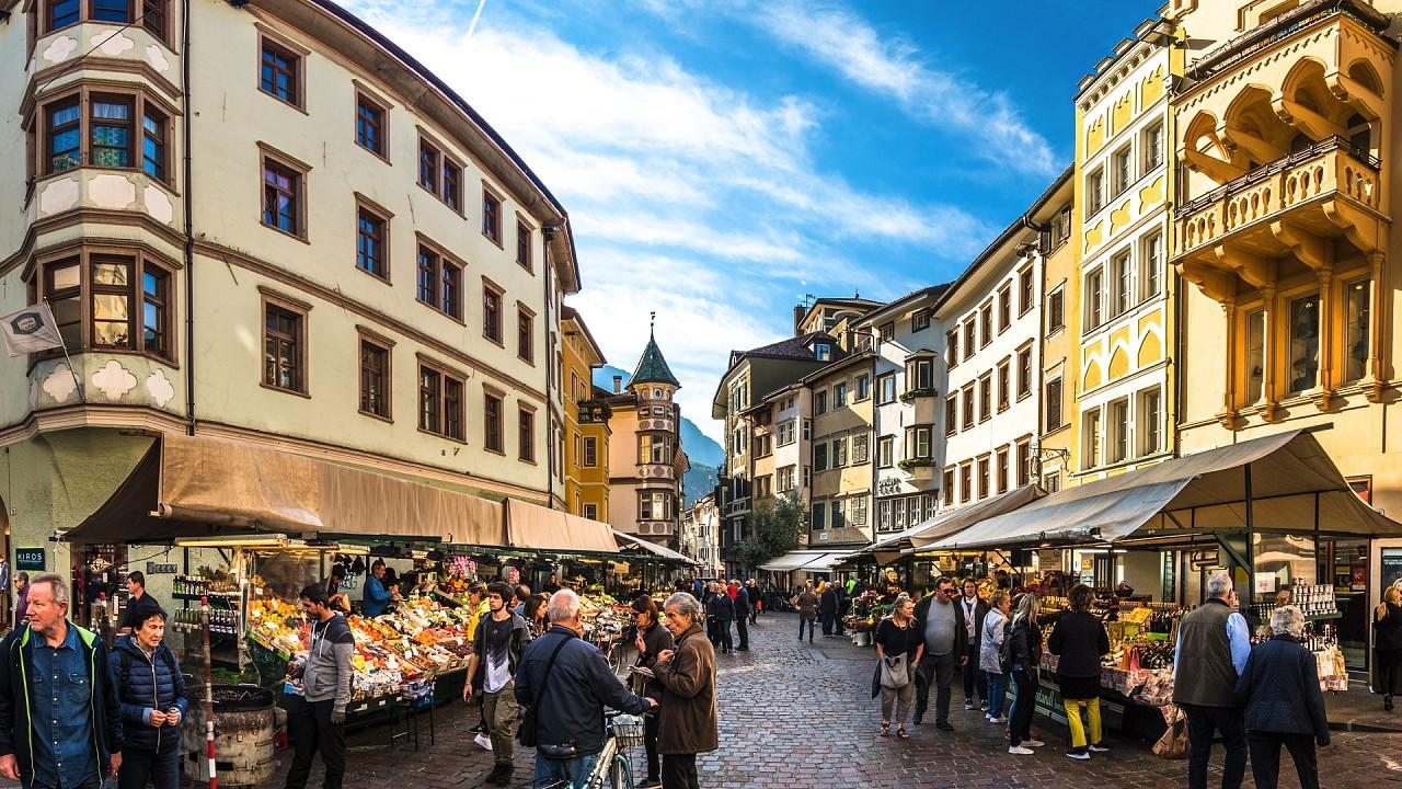 Bolzano's center