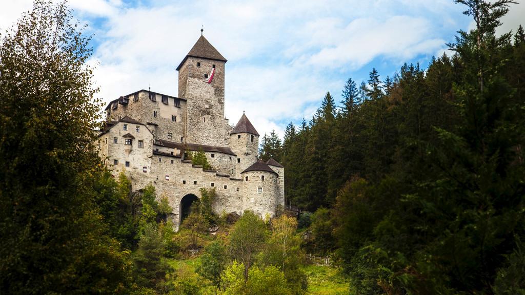 Burg Taufers Tauferer Tal