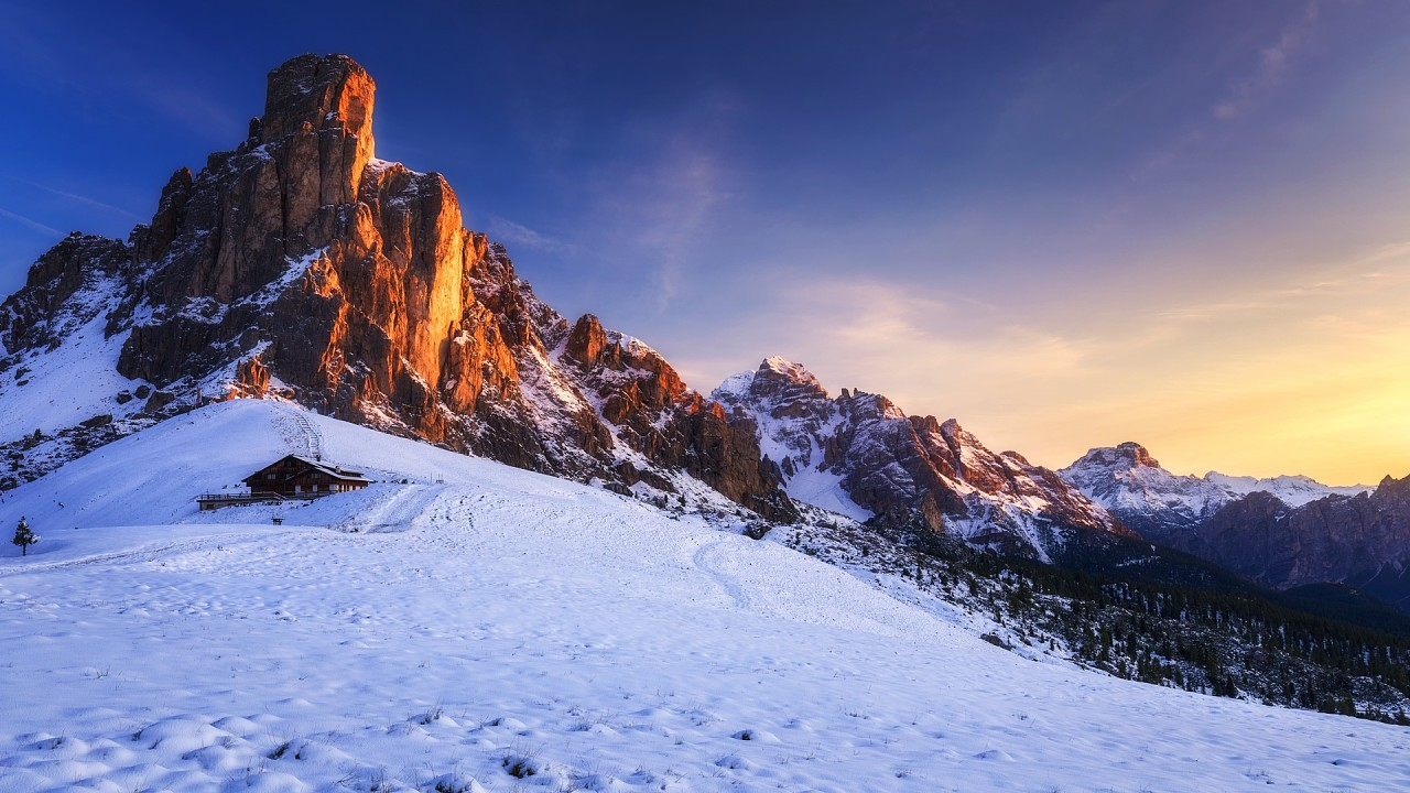 Passo Giau Cortina