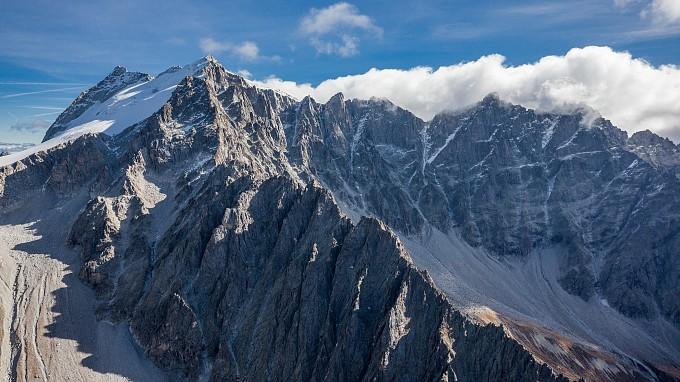 Groupe de montagne Adamello Dolomiti di Brenta
