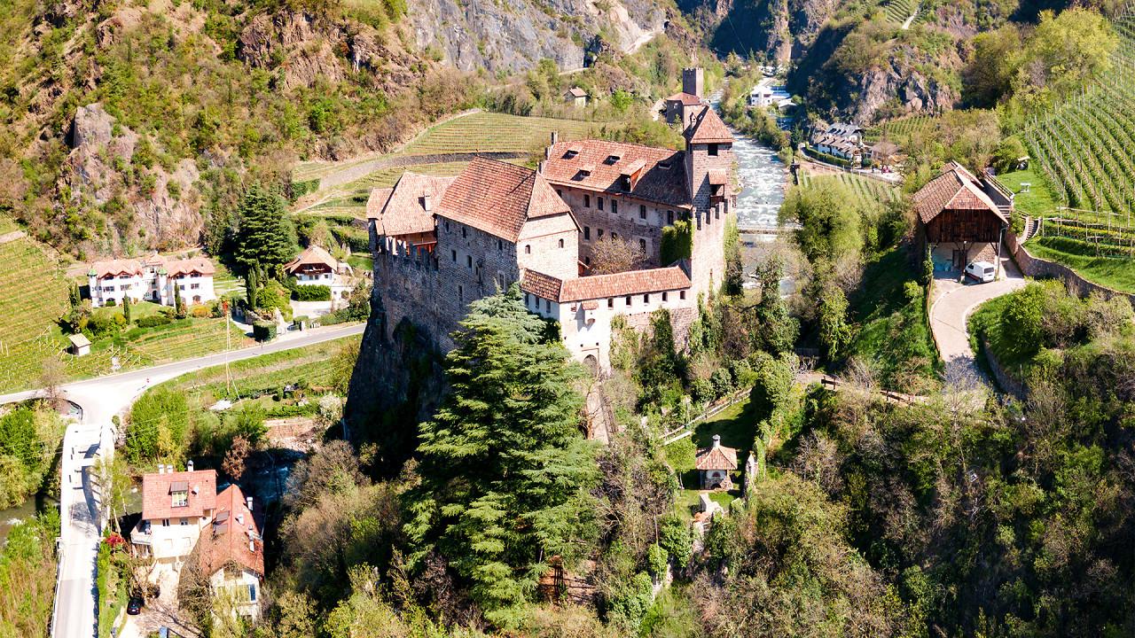 Roncolo Castle Bolzano