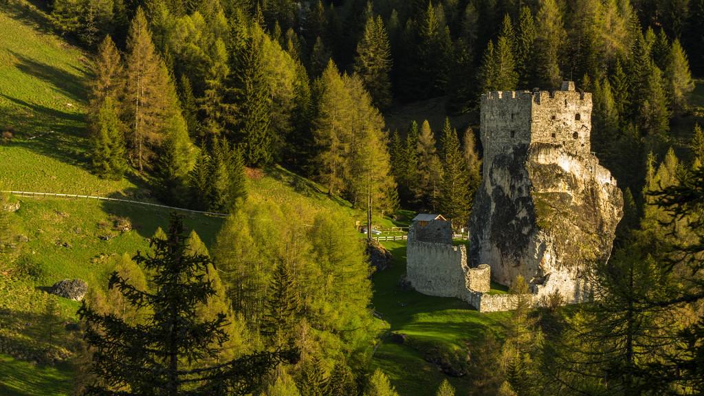 Andraz Schloss Pordoi Pass