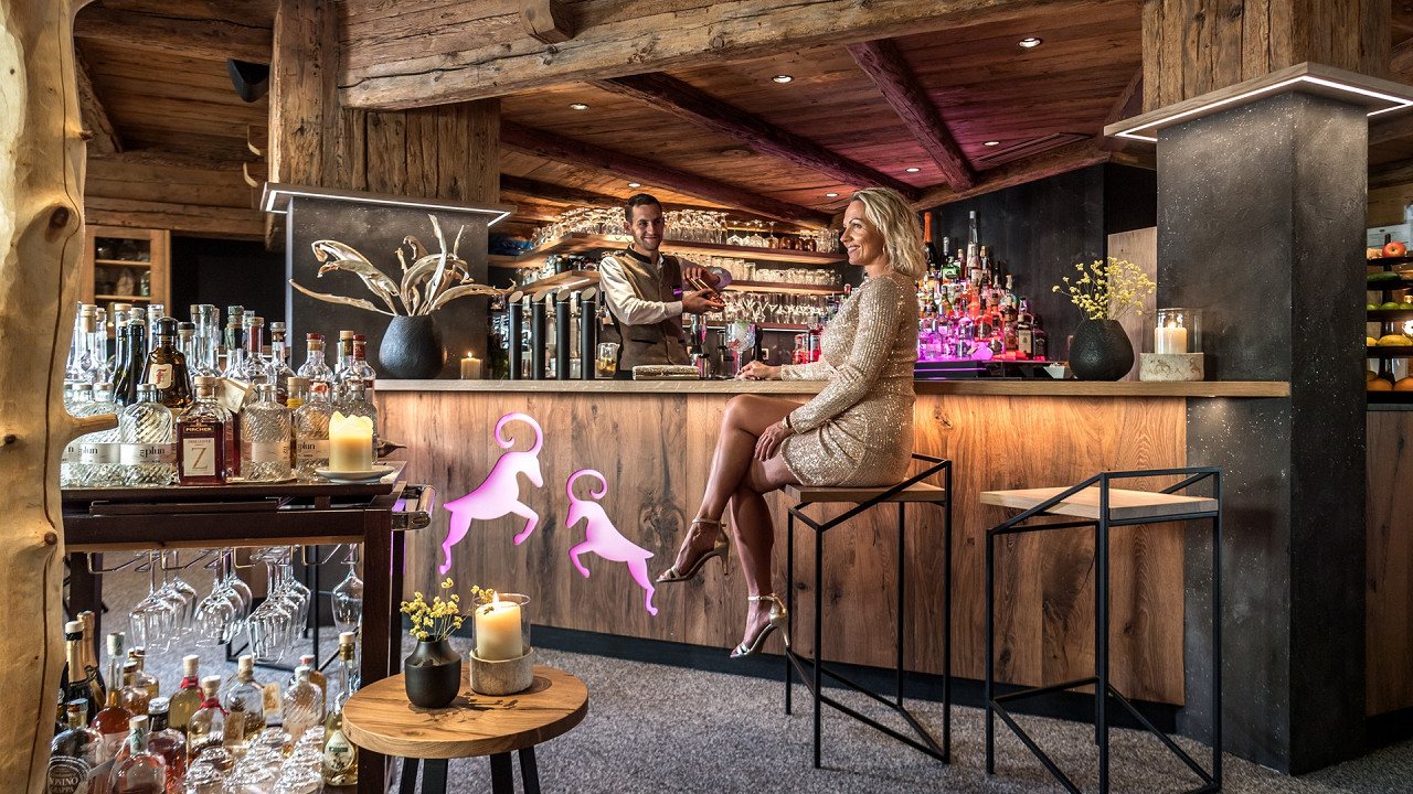Bar ABINEA Dolomiti Romantic Spa Hotel