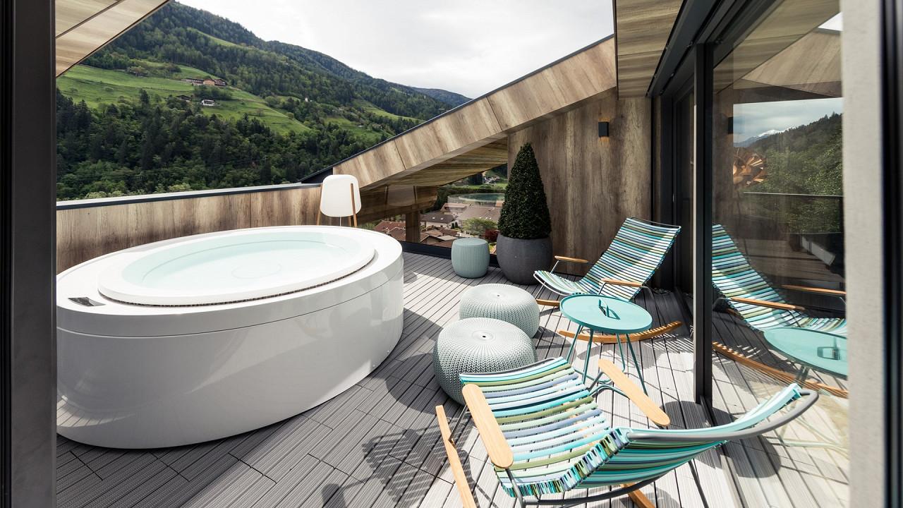 Беллависта Шале Quellenhof Luxury Resort Passeier