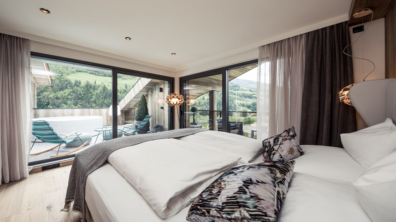 Zimmer Quellenhof Luxury Resort Passeier