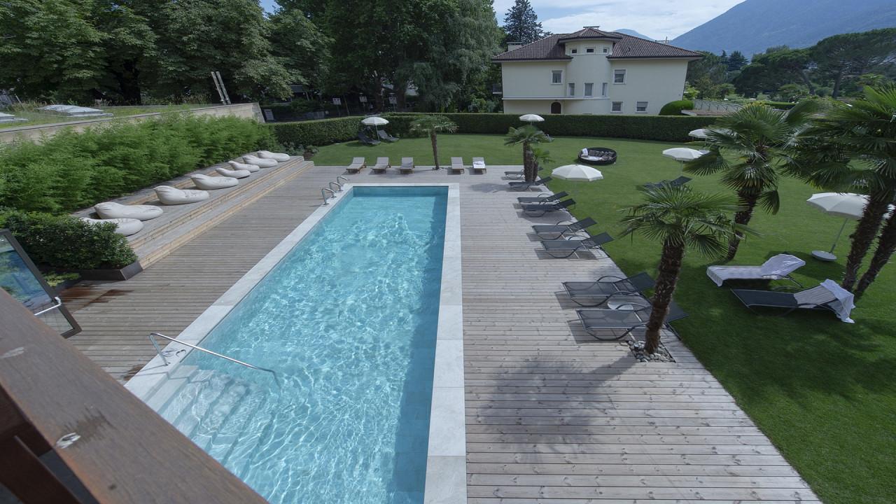 Garden Spa Hotel Terme Merano
