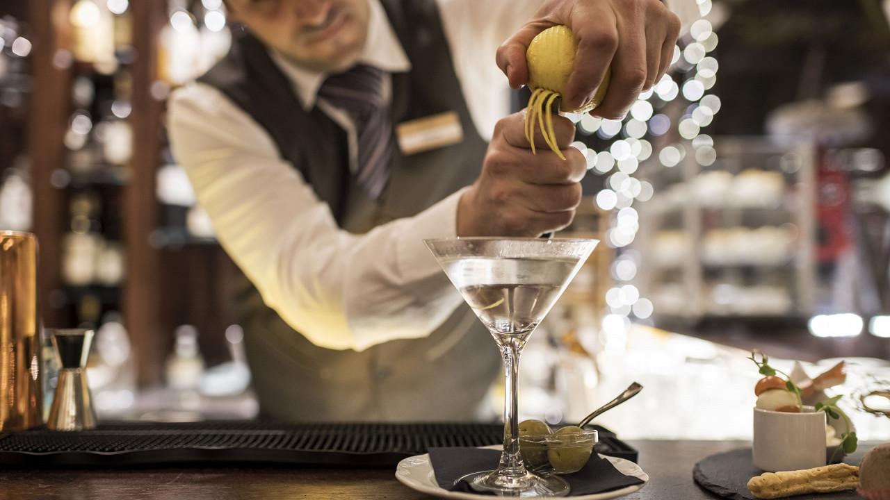 Cocktail bar Post Hotel San Candido
