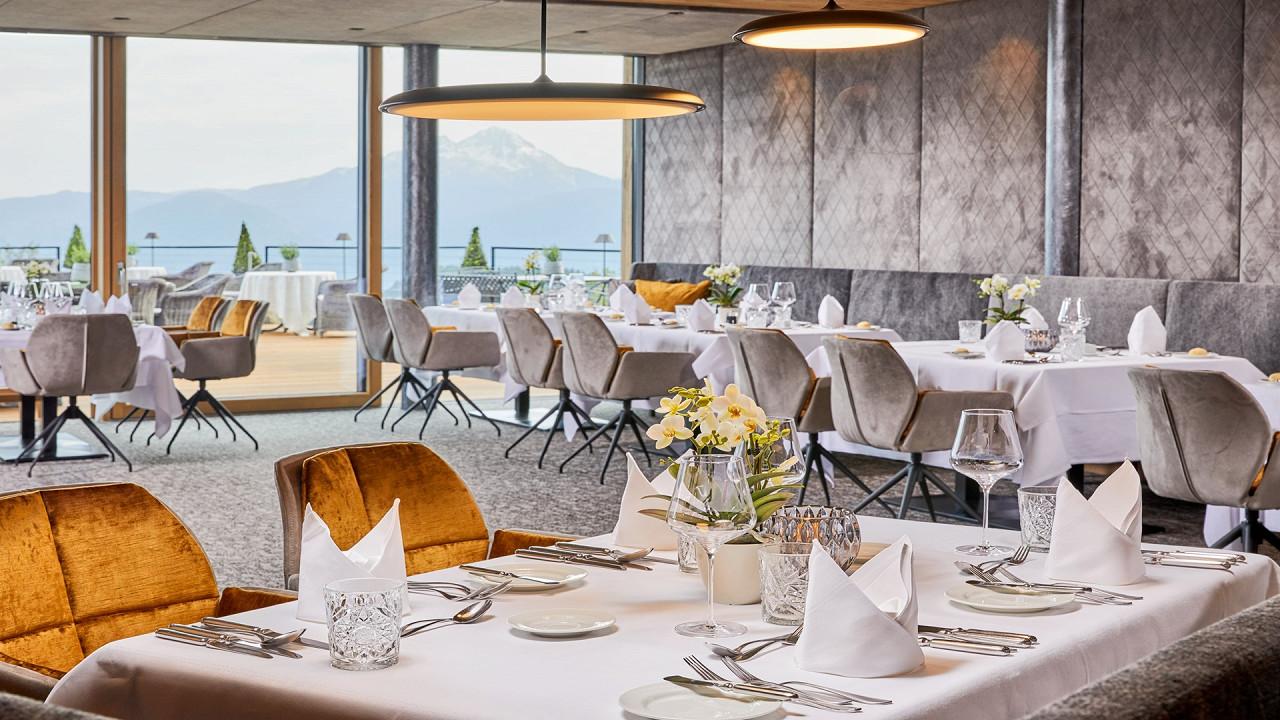 Restaurant Hotel Chalet Mirabell Hafling