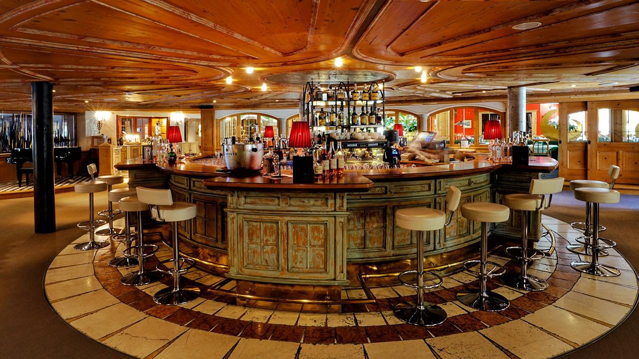 Bar Mirabell Dolomites Hotel Valdaora
