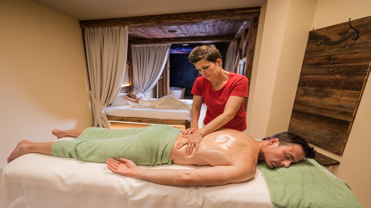 Massage room Mirabell Dolomites Hotel Valdaora