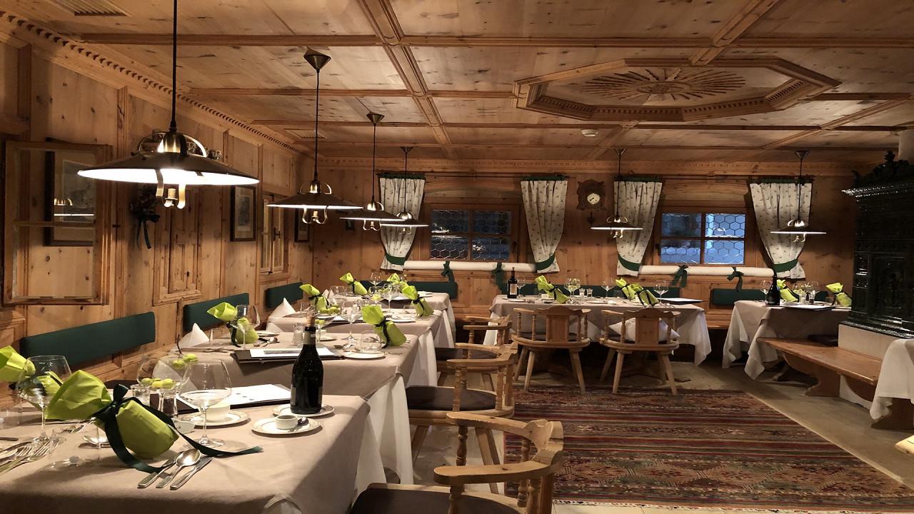 Restaurant Mirabell Dolomites Hotel Valdaora