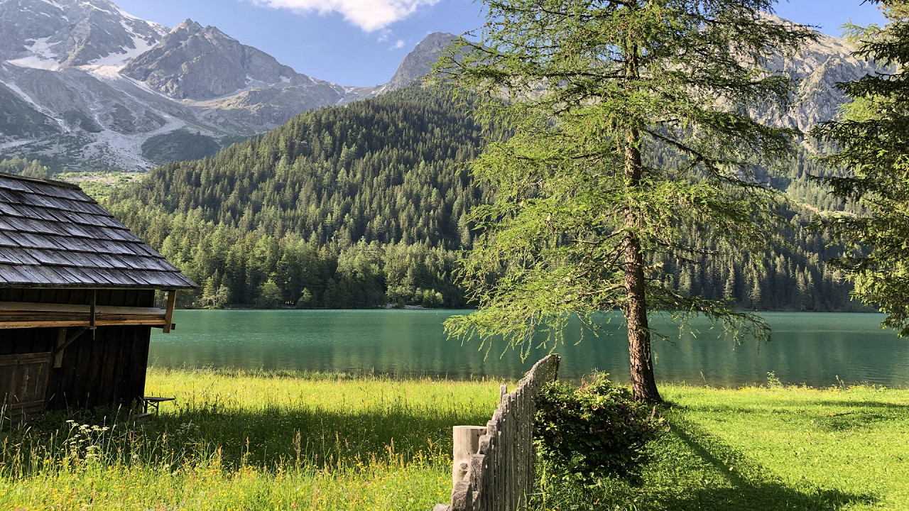 Lac d'Anterselva