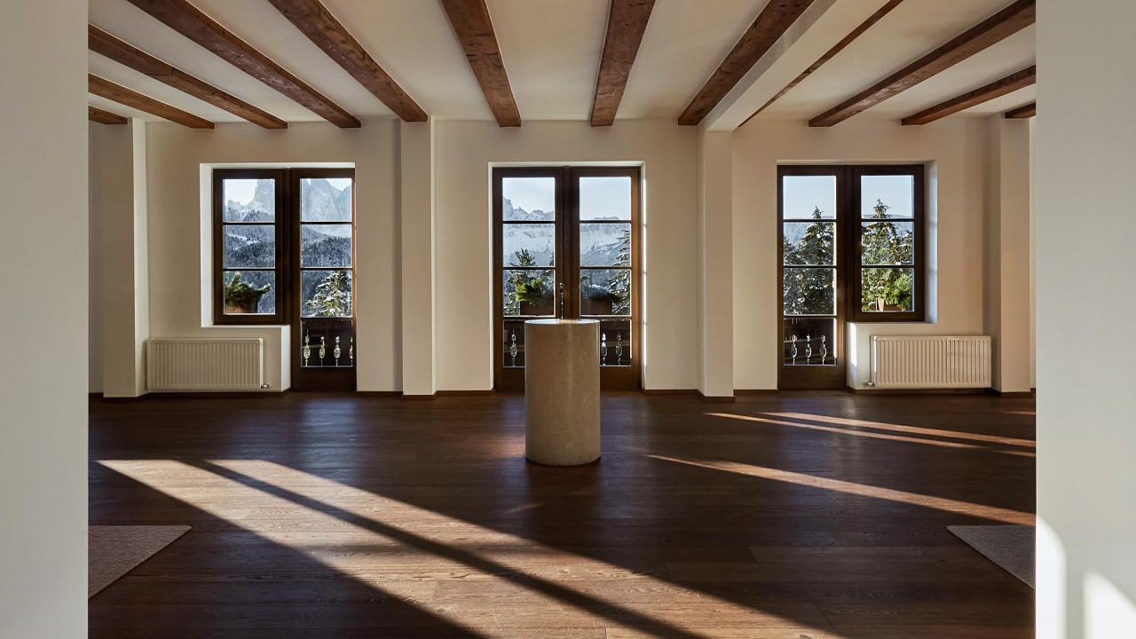 Reception FORESTIS Dolomites Brixen