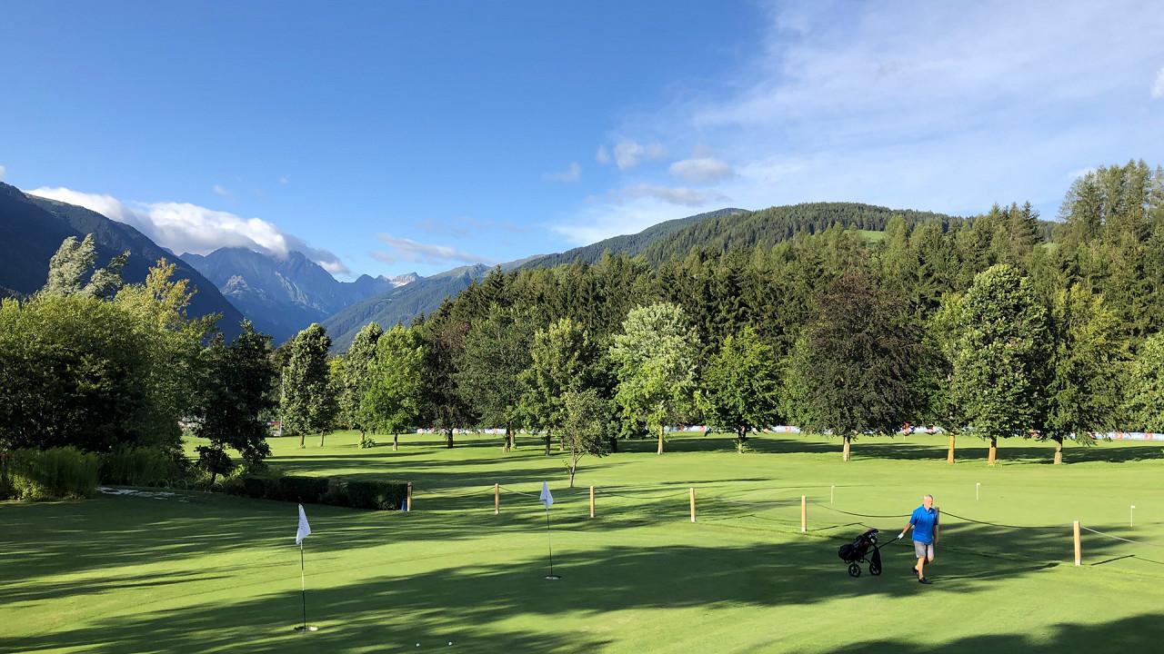 Golf Mirabell Dolomites Hotel Valdaora