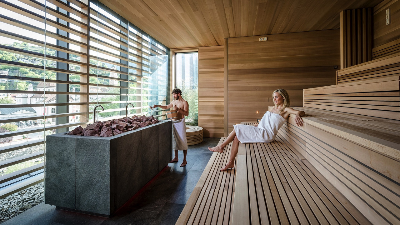 Spa for couple Hotel Terme Merano