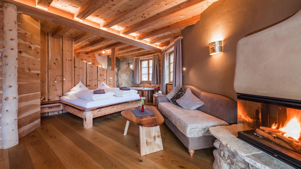 комната Отель Luesnerhof Лусон