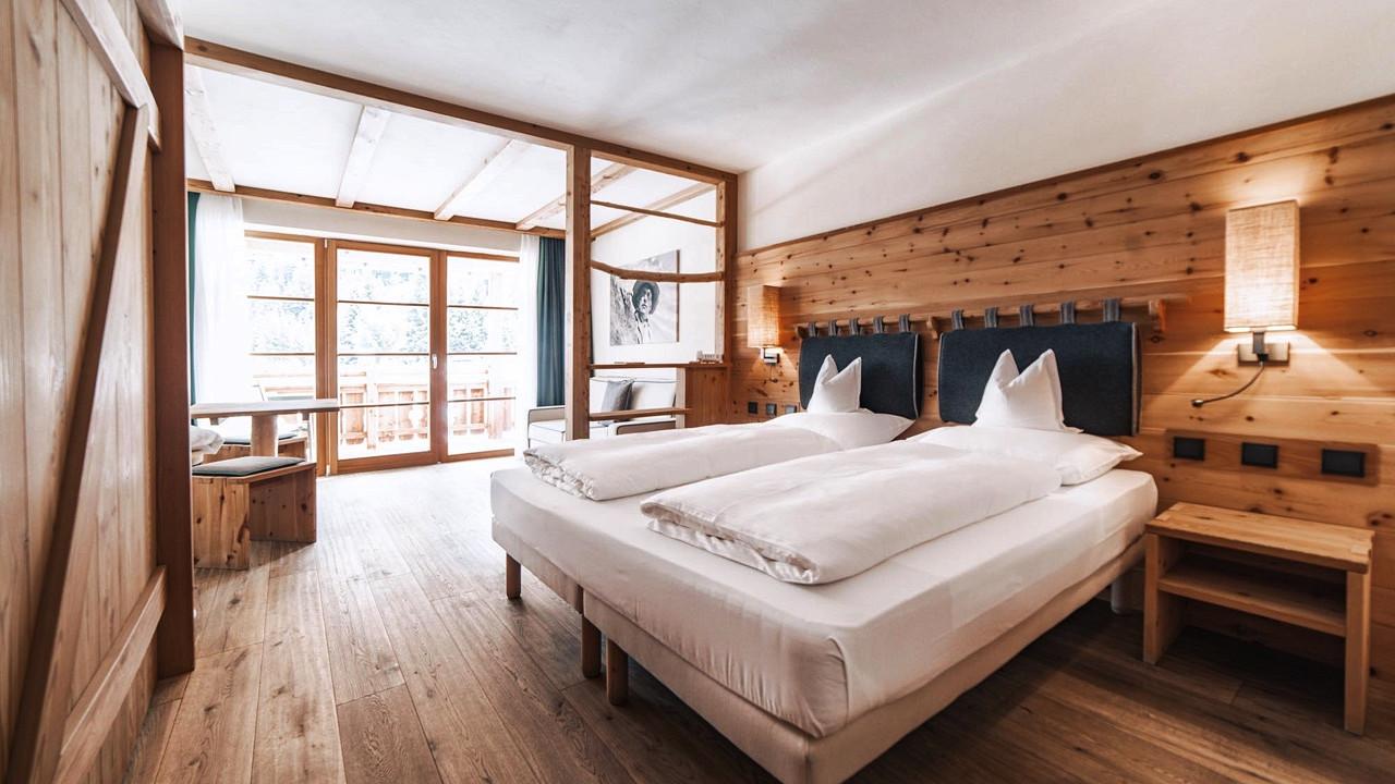 Dolomit Suite Tirler Hotel Seiser Alm