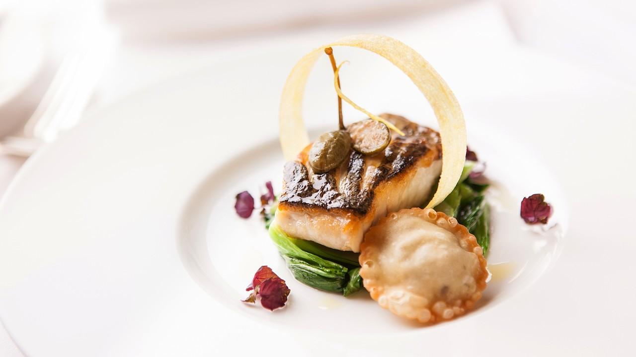 Gourmet dish Parkhotel Laurin Bolzano