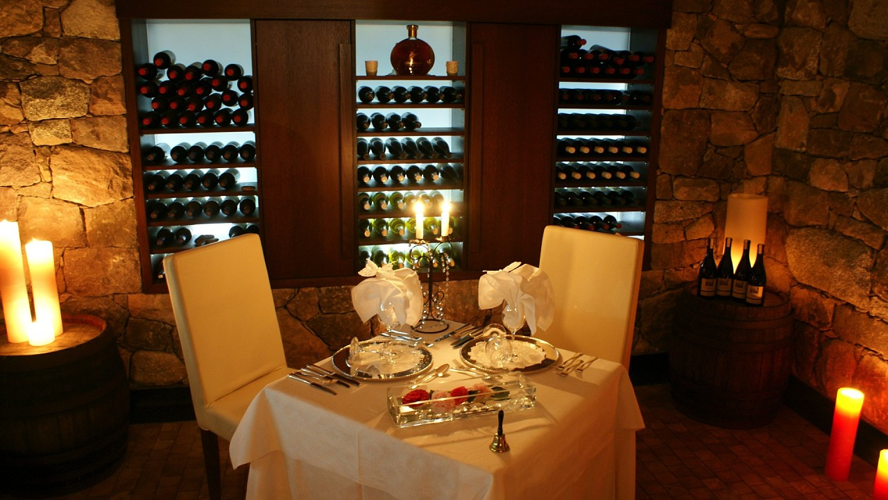 Dinner Hotel Plantitscherhof Merano