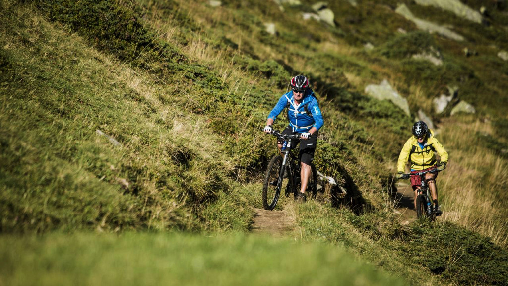 MTB tours with the italian champion Claudia Sieder