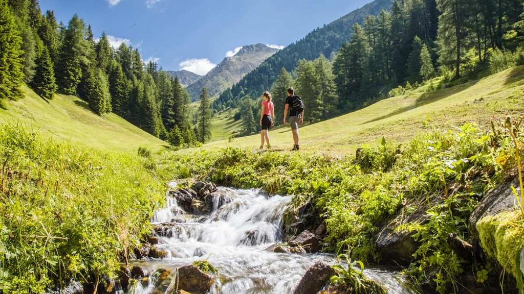Pleasure & mountains