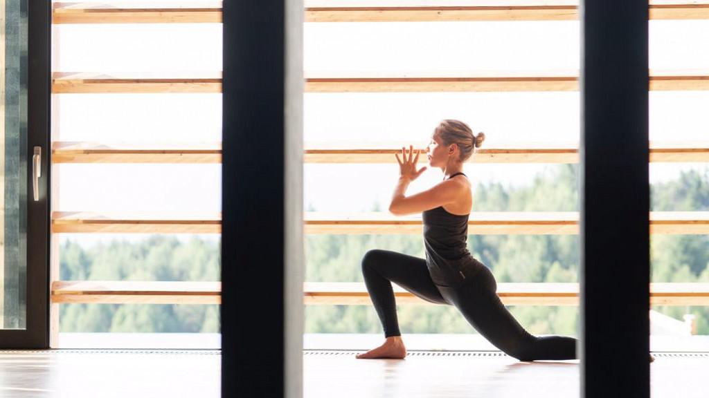 Jivamukti Yoga with Jutta Mele-Maurer