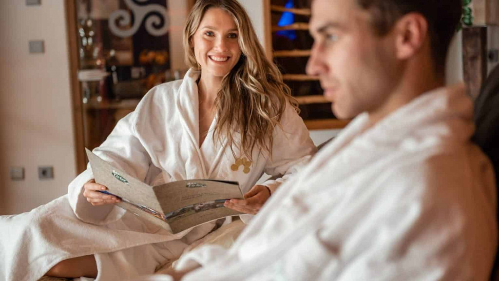 Wellbeing and relax! Wellness in the hearth of the Dolomites!