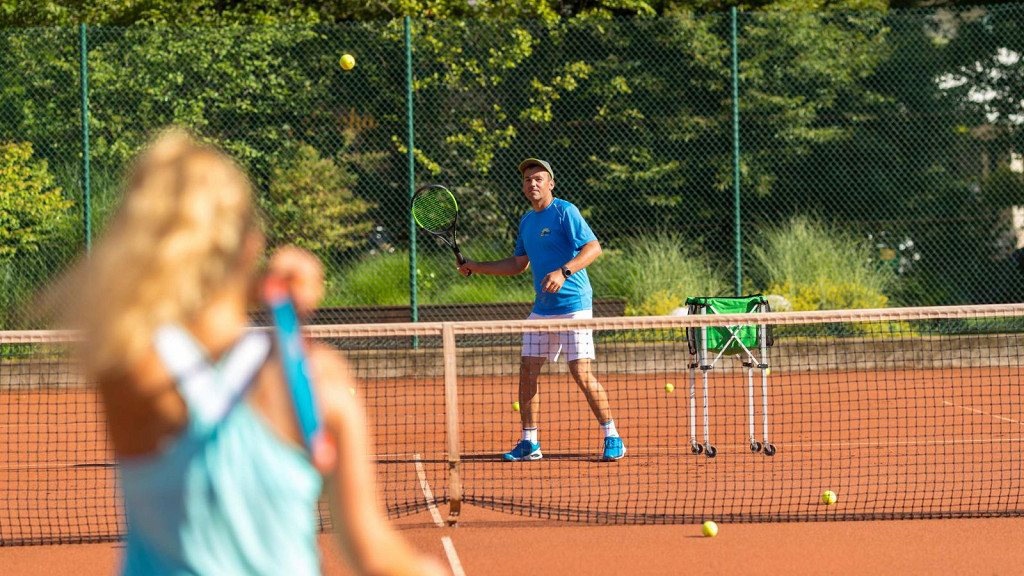 Semaine de tennis