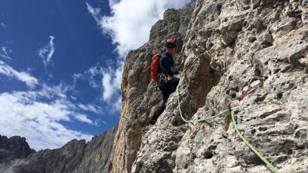 Klettersteigwochen